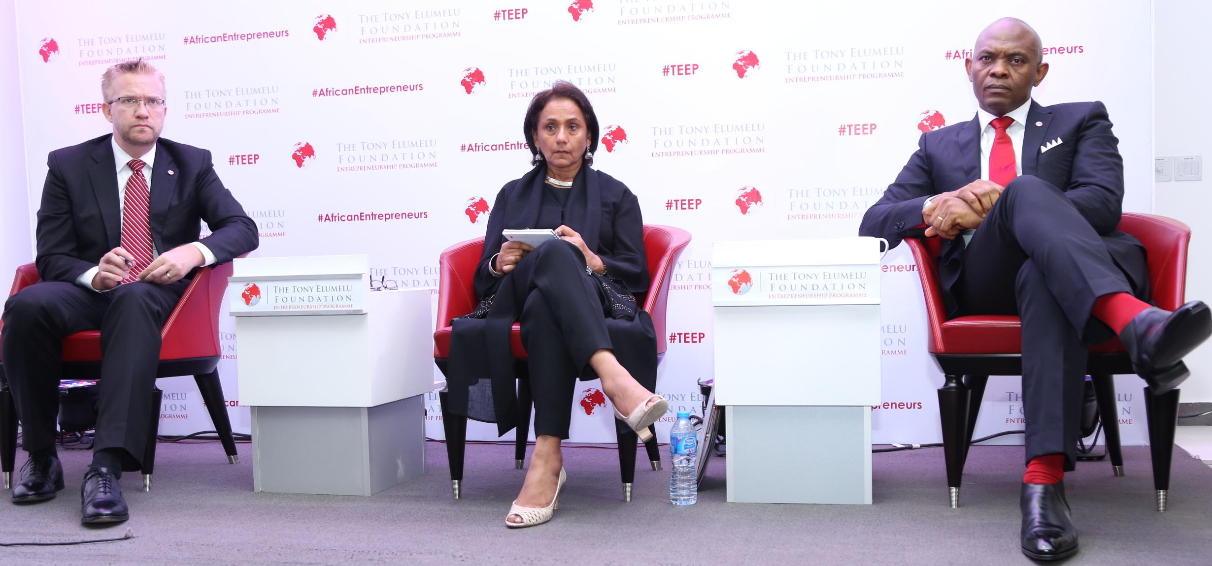 Image result for Tony Elumelu Foundation,