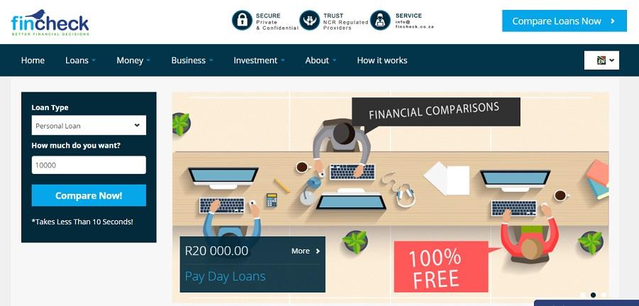 loans comparisons