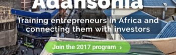 Applications open for Adansonia Accelerator