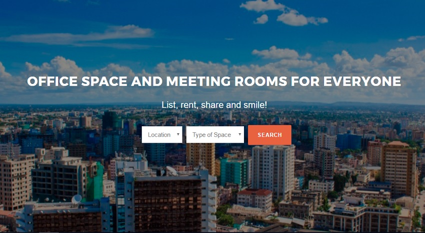 Tanzanias Worknasi is Airbnb for African office space