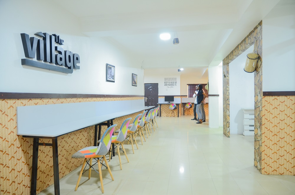 Image result for the village coworking space lagos images