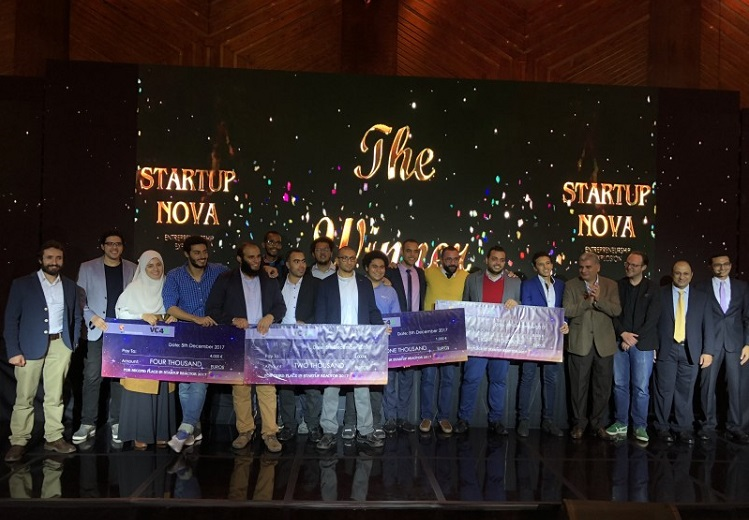 Egypt's Innoventures announces winners of Startup Reactor