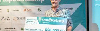 Cape Town team wins Startupbootcamp water hackathon