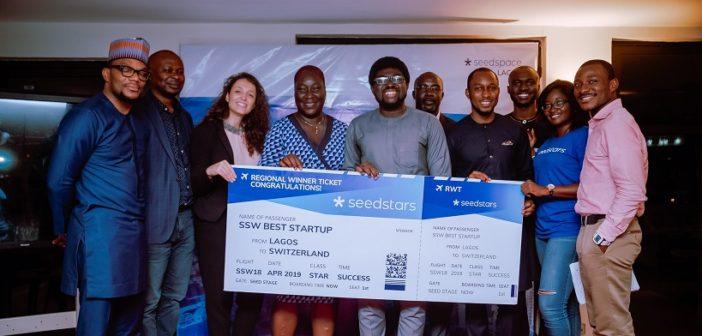 Video interviewing startup Droque wins Seedstars Lagos