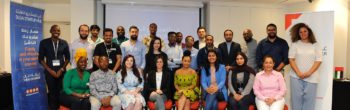 20 startups participate in Dubai-backed Chamberthon in Kigali