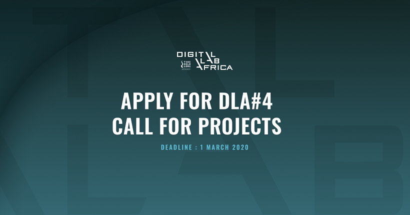 Applications open for 4th Digital Lab Africa programme in Johannesburg - Disrupt Africa