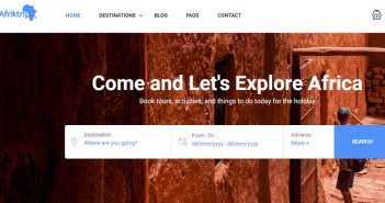 Nigerian startup Afriktrip launches online travel marketplace