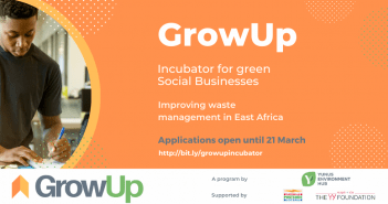 Applications open for East African social business incubator
