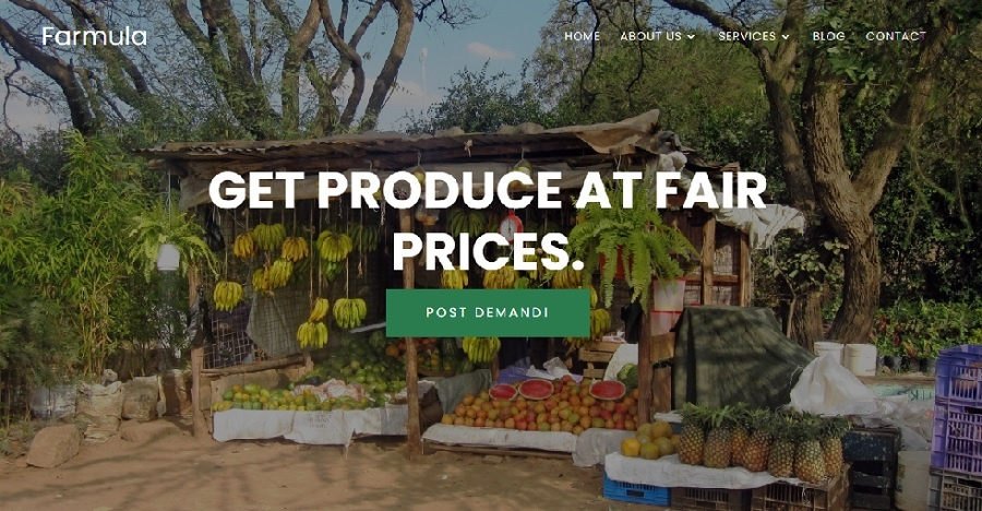 How Nigeria's Farmula is building the infrastructure connecting food producers to retailers - Disrupt Africa