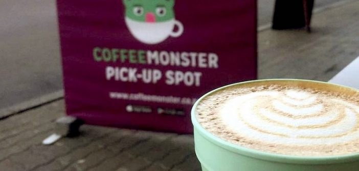 This SA startup helps users order and pay for coffee on the go