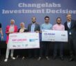 2 Egyptian startups share $120k grant funding at Changelabs demo day